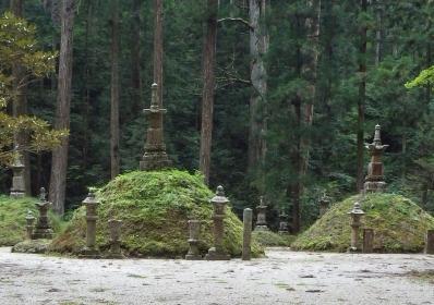 芳心院の落飾 | 墓に髪を瘞める...